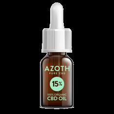 azoth pure biologische cbd olie