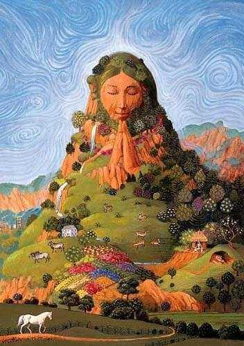 Mother-Earth-EarthFirstNewswire-