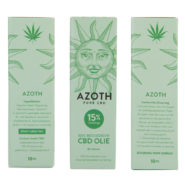 Azoth 15 Cannabidiol Cannabis Hemp Hennep Weed Oil Better Health